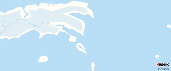 ГСК Параниха на карте Северодвинска с номерами домов