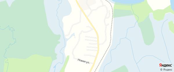 СНТ КОСМОС-1 на карте Северодвинска с номерами домов