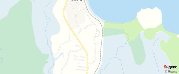 СНТ КОСМОС-2 на карте Северодвинска с номерами домов