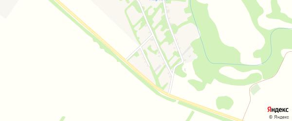 Степная улица на карте Еленовского села с номерами домов