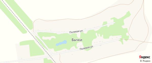 Где находится улица полевая