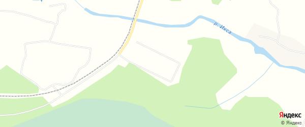 Карта садового некоммерческого товарищества СОТА Черемушки в Архангельской области с улицами и номерами домов