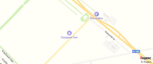 Операторская улица на карте Гавердовского хутора с номерами домов