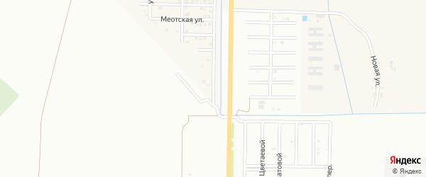 Улица Г.Шумакова на карте Майкопа с номерами домов