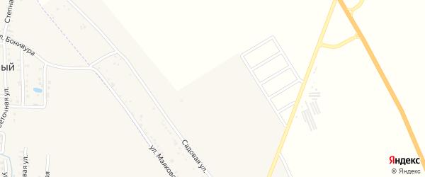 Апрельская улица на карте хутора Северо-Восточные Садов с номерами домов