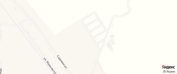 Январская улица на карте хутора Северо-Восточные Садов с номерами домов