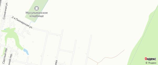 Убыхская улица на карте Майкопа с номерами домов