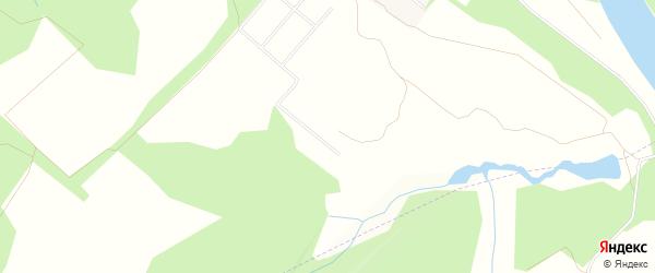 Садоводческое товарищество Стимул на карте Канаша с номерами домов