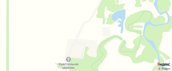 Рыбаловская улица на карте хутора Карцева с номерами домов