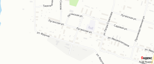 Петрозаводская улица на карте Архангельска с номерами домов
