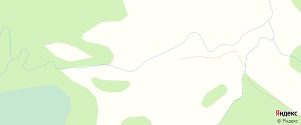 Карта Кондратовской деревни в Архангельской области с улицами и номерами домов
