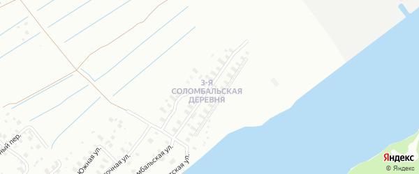 Арктическая улица на карте Архангельска с номерами домов