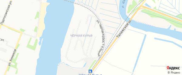 ГСК Горка на карте 2-меня линии с номерами домов