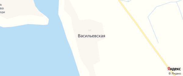 Васильевская улица на карте Васильевской деревни с номерами домов