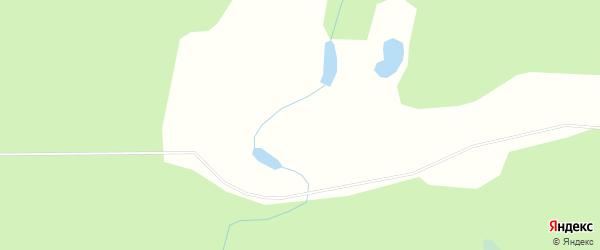 Карта поселка Выяжозера в Архангельской области с улицами и номерами домов