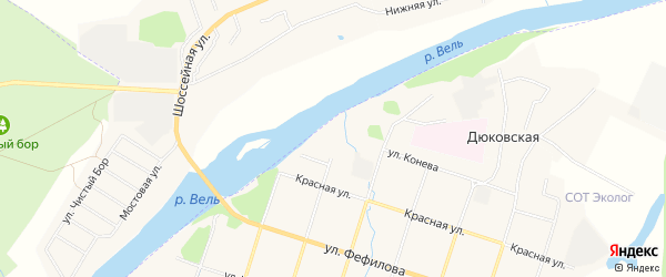 ГСК 21 квартал 3-4 линия на карте улицы К.Марксы с номерами домов
