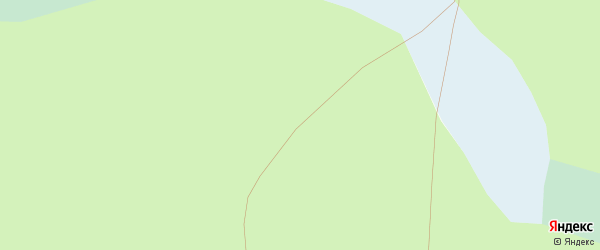 Северная улица на карте села Карпогор с номерами домов