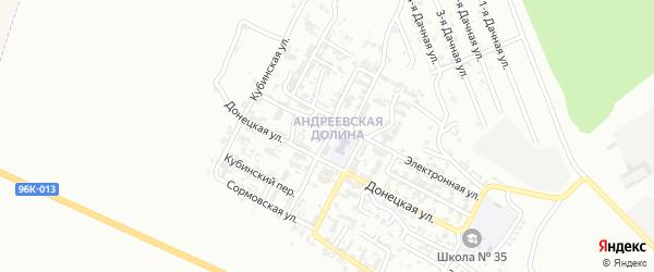 Черниговская улица на карте Грозного с номерами домов
