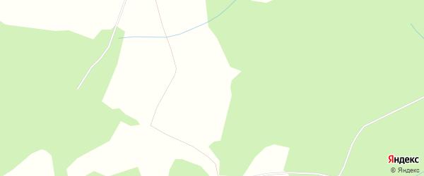 Карта Кикиморовской деревни в Архангельской области с улицами и номерами домов