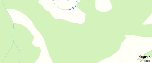 Улица Азина на карте села Цеси с номерами домов