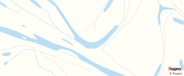 Карта хутора Рогозина в Астраханской области с улицами и номерами домов