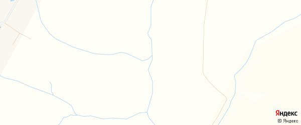 Карта деревни Обыково в Чувашии с улицами и номерами домов