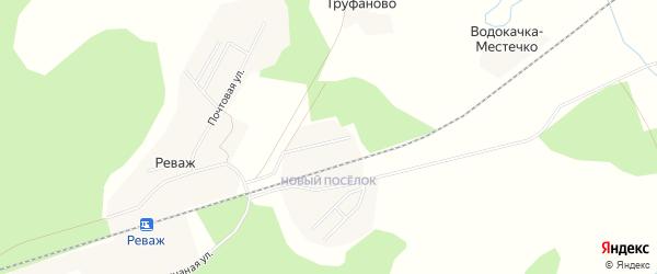 Карта деревни Водокачки-Местечко в Архангельской области с улицами и номерами домов