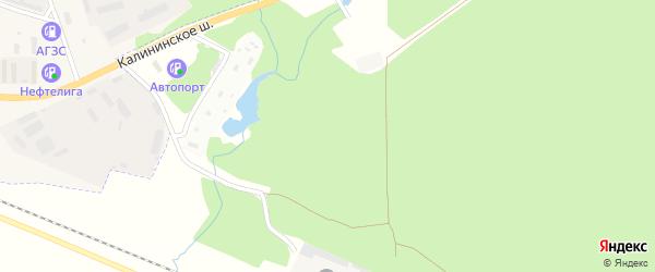 45-й квартал на карте территории Шумерлинского лесничества с номерами домов