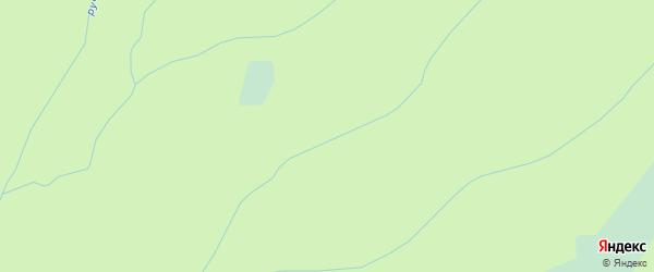 Карта деревни Ермолинской-1 в Архангельской области с улицами и номерами домов