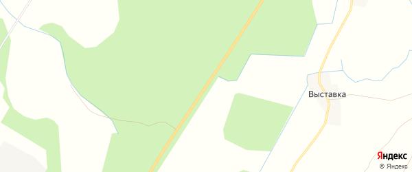 ГСК N79 на карте Гаражного переулка с номерами домов