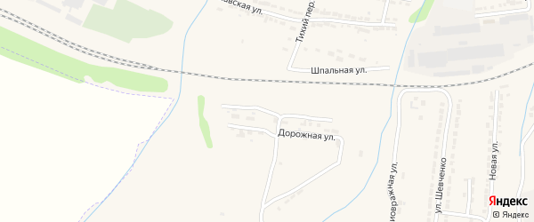 Алатырский проезд на карте Алатыря с номерами домов