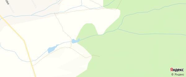 СТ Луч на карте Восходское сельского поселения с номерами домов