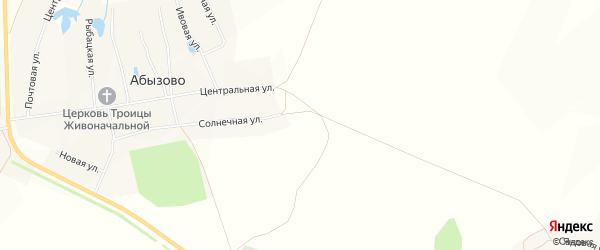 СТ Химик-1 на карте Вурнарского района с номерами домов