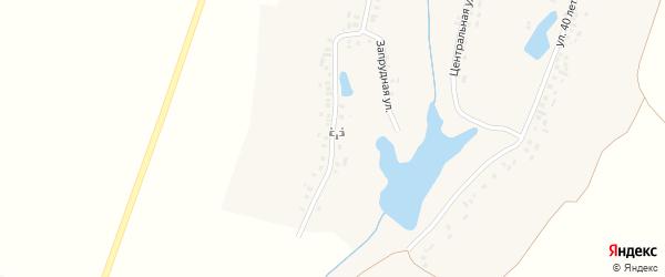 Улица Братьев Даниловых на карте деревни Новые Яхакасы с номерами домов