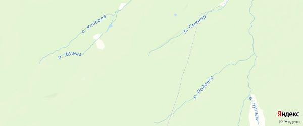 Карта Сойгинское сельского поселения республики Чувашия с районами, улицами и номерами домов