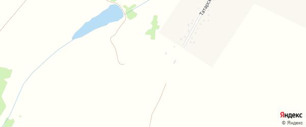 Садовая улица на карте деревни Кошки с номерами домов