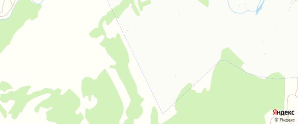 Территория с/т Булат на карте Буйнакска с номерами домов