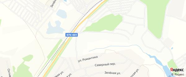 СТ Катрасьский на карте Большекатрасьского сельского поселения с номерами домов