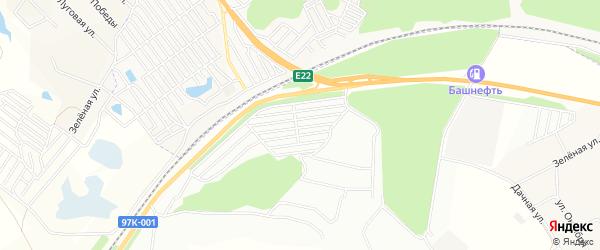 СТ Имени 70 лет Советской Армии на карте Большекатрасьского сельского поселения с номерами домов
