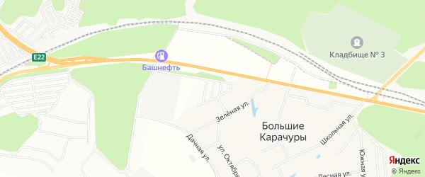 СТ Радуга-3 на карте Лапсарского сельского поселения с номерами домов
