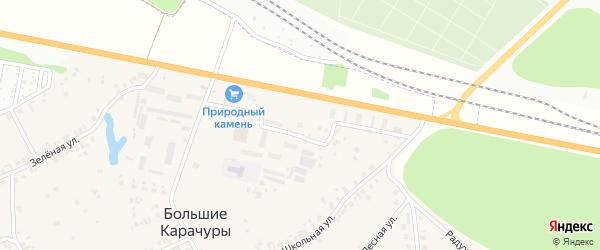 Километр Горьковской железной дороги 11 на карте Чебоксар с номерами домов