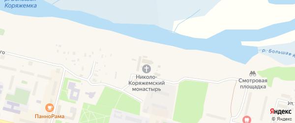 Кедровая улица на карте садового некоммерческого товарищества Строителя сада N1 с номерами домов