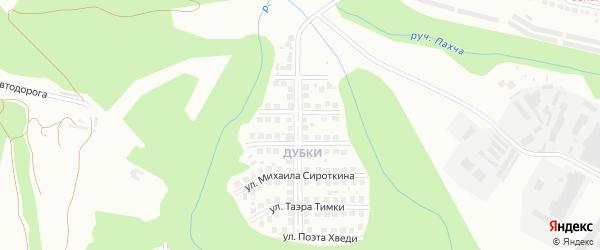 Улица Инженера Куприянова на карте Чебоксар с номерами домов