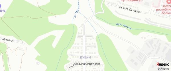 Улица Стихвана Шавлы на карте Чебоксар с номерами домов