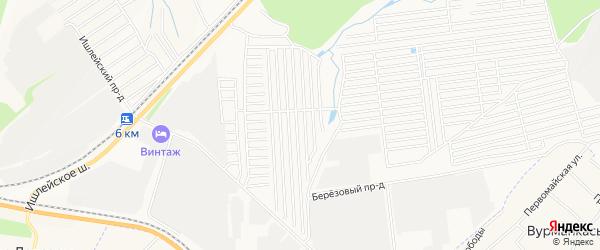 СТ 40-лет Победы на карте Чебоксар с номерами домов