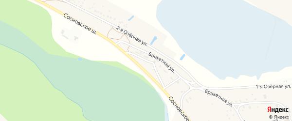 Заволжская улица на карте Чебоксар с номерами домов