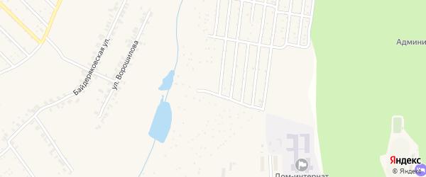 Территория сдт Дружба на карте Чебоксар с номерами домов