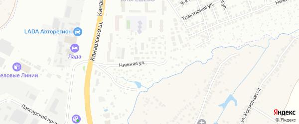 2-я Пионерская улица на карте Чебоксар с номерами домов