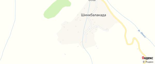 Улица Дубримахинский на карте села Дубримахи с номерами домов