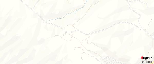 Карта хутора Шинкалабухты в Дагестане с улицами и номерами домов